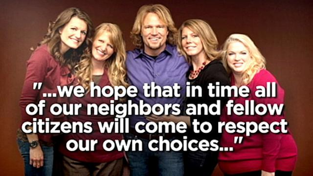 Polygamy Law Challenged by Reality TV Show 'Sister Wives'