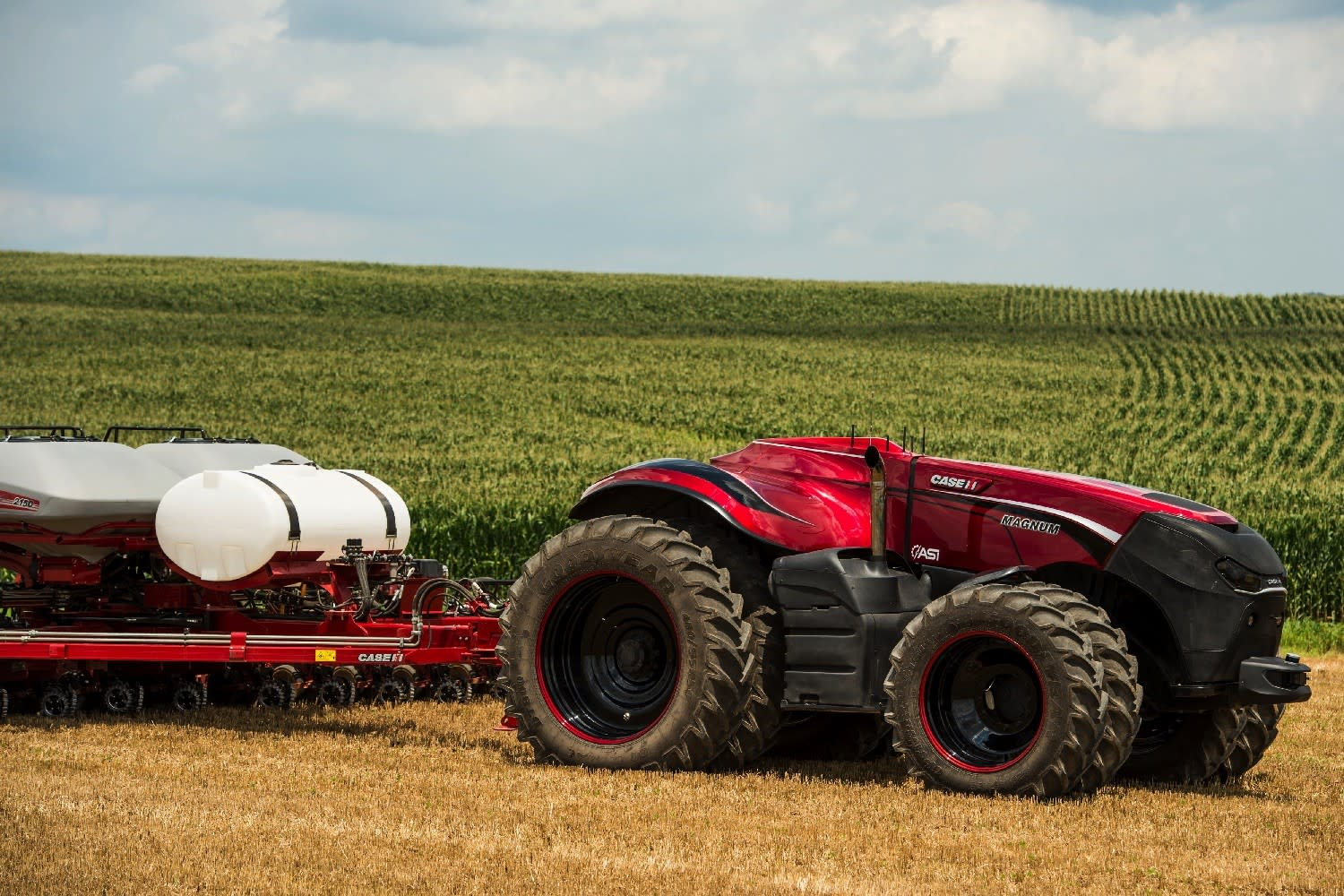agriculture technology working model