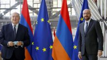 Armenian leader sees no quick diplomatic solution in Nagorno-Karabakh