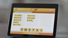 Amazon and Zynga partner on Word Pop, a Words with Friends spinoff created for Alexa