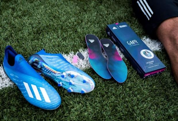 Adidas' smart insoles use Google tech to improve your 'FIFA Mobile' scores