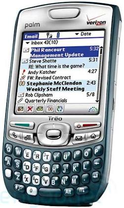 Palm Treo 755p finally passes Verizon's gauntlet, should launch shortly