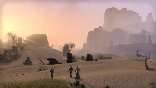 The Elder Scrolls Online answers questions about character creation