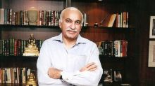 Another woman accuses MJ Akbar of sexual harassment, says he 'greeted her in bare minimum clothing'
