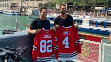 Blackhawks' Seth Jones Is Coming to Chicago With a Chip on His Shoulder