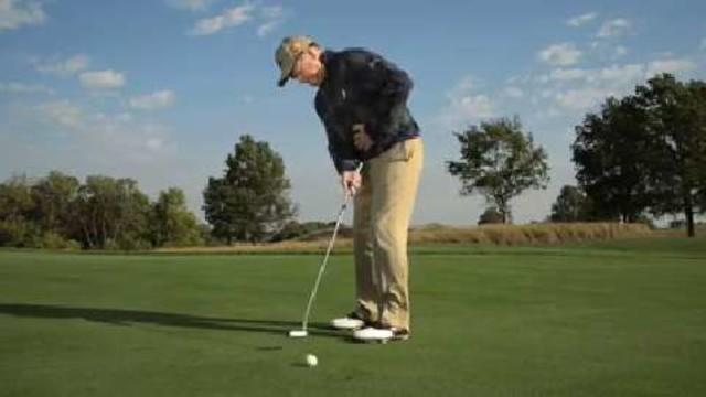 Shortcuts from Tom Watson - Putt With Your Gut