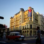 Trump lifts ban on U.S. lawsuits against foreign firms in Cuba
