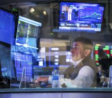 A late drop leaves Wall Street indexes lower, led by tech