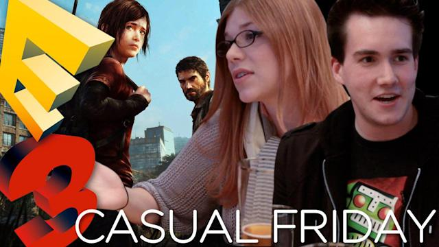 Casual Friday: Pre-E3 2012 Speculation EXTRAVAGANZA! - Rev3Games Originals