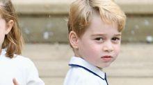 Neues Foto von Prinz George: Große Vorfreude auf den 7. Geburtstag