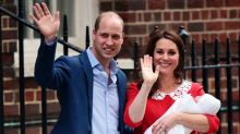 Kate Middleton and Prince William Name Royal Baby No. 3!