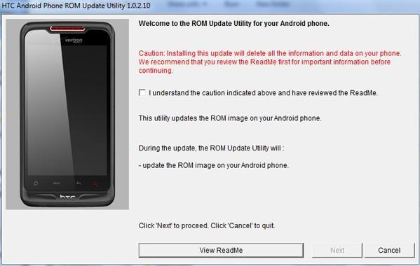 HTC Lexikon shows up in leaked ROM update: is it the Merge for Verizon?