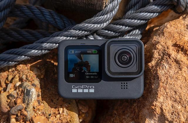 GoPro Hero 9 Black review: More power, more affordable