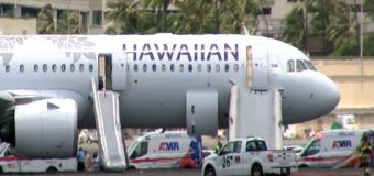 7 hospitalized after Hawaiian Airlines emergency landing