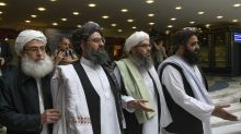 Taliban political team in Pakistan to talk Afghan peace push