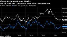 JPMorgan prefere ações de Brasil e Chile na América Latina