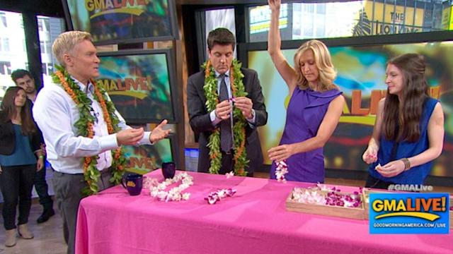 Happy Lei Day: Learn How to Make Hawaiian Symbol of Love