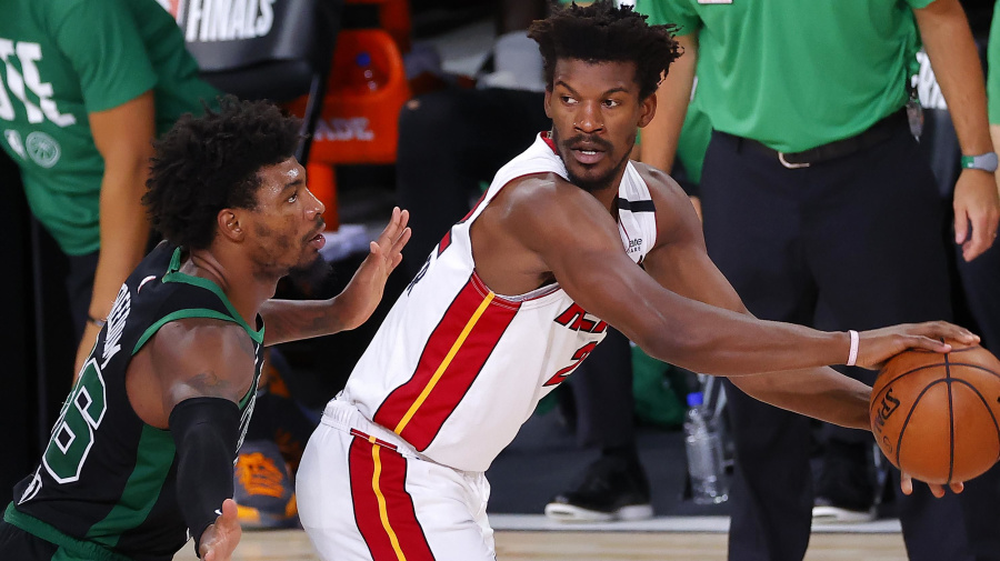 The Heat, not Celtics, are keeping their cool