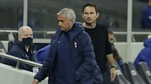 More than 'advice' to Jose Mourinho touchline exchange, says Frank Lampard