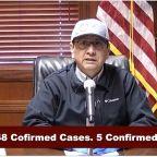 Navajo Nation President: U.S. Government Ignoring Native Americans Amid Coronavirus