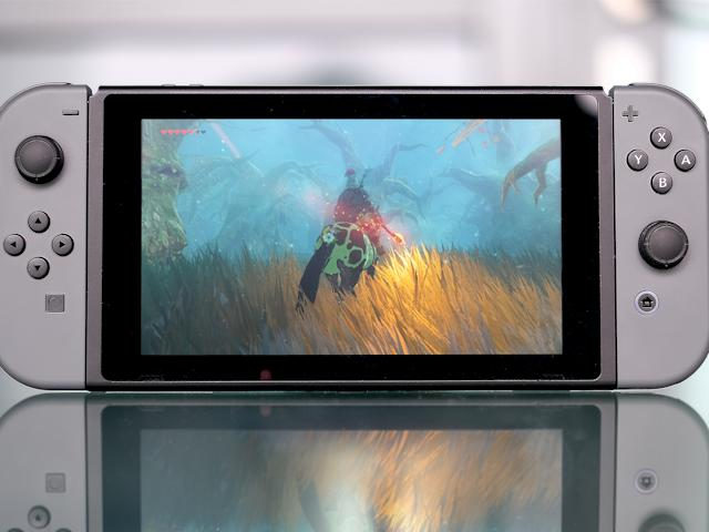The best games for Nintendo Switch