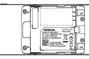 "Nokia 8600 ""Luna"" earns FCC wings"