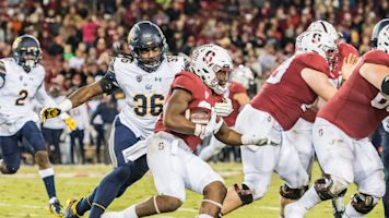 Stanford-Cal moves to Dec. 1 due to Camp Fire