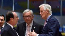 EU leaders united on Brexit demands - for now