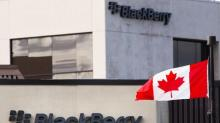 TSX rallies as energy and materials lead, BlackBerry sinks