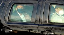 Secret Service agents driving Trump around hospital during Covid stay needed full protective gear