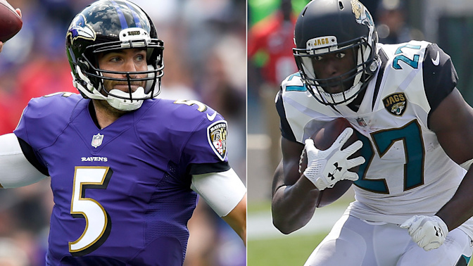 Watch NFL Live on Yahoo: Ravens vs. Jaguars