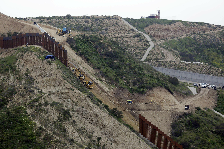 Border Wall Military Funding