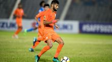 Nikhil Poojary: Sunil Chhetri told me to stop eating biscuits!