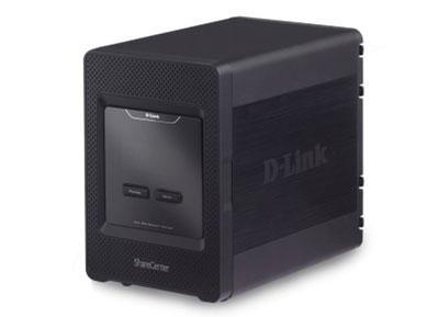 D-Link Cloud Storage 4000 NAS stores up 16TB, hooks up to your smartphone and tablet