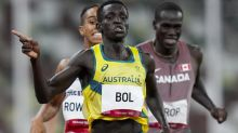 Bol continues to excel in Olympic 800m
