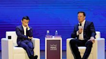 Elon Musk and Jack Ma don't see eye to eye on AI