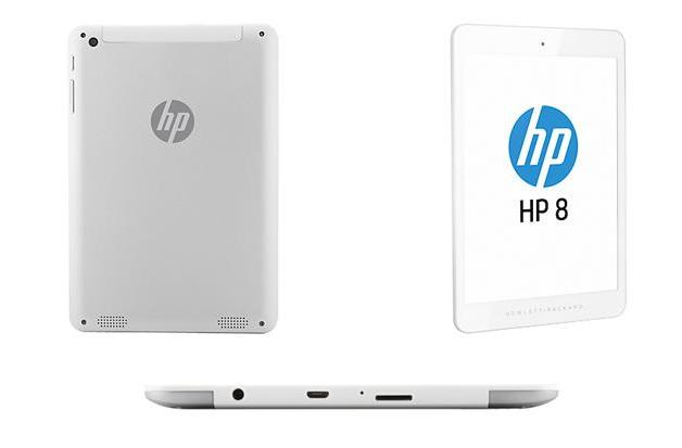 HP quietly launches an 8-inch Android tablet for $170
