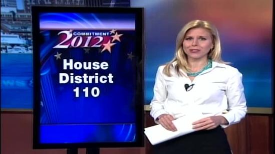 Unique race underway in District 110 for the Maine House
