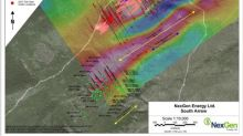 NexGen Confirms Multiple Broad Zones of Mineralization at South Arrow