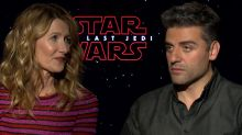 Oscar Isaac endorses Finn-Poe fan coupling, says StormPilot 'would make nice babies'