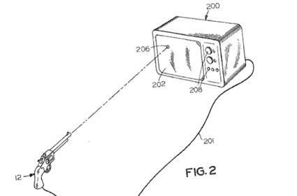 Patents from gaming's past