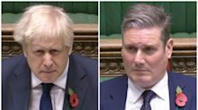 Keir Starmer accuses government of spending £150m on zero face masks