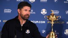 Harrington named Europe's Ryder Cup capt