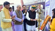 Some such sections were added to Constitution while Dr BR Ambedkar fell ill, says Union Minister Arjunram Meghwal