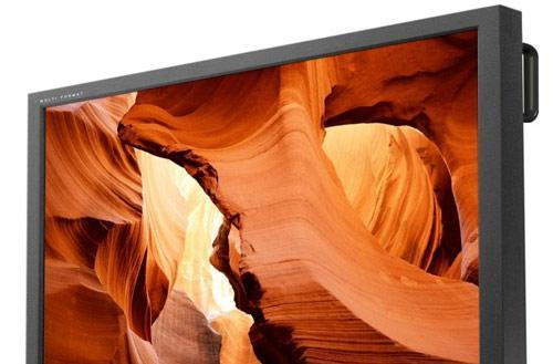 TVLogic debuts 56-inch LUM-560W 4K x 2K LCD a few years ahead of time