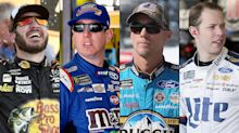 How the four title contenders fare at Homestead