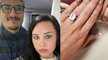 Amanda Bynes Shared a Selfie With Her Mysterious Fiancé on Instagram