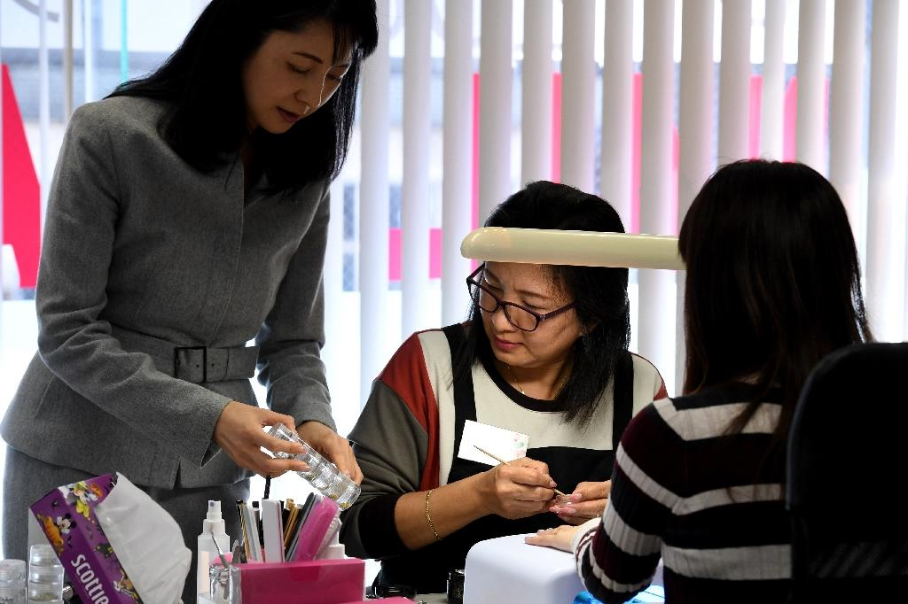 A survey by Japan's Justice Ministry found 30 percent of foreigners polled said they had been on the receiving end of discriminatory remarks. (AFP Photo/Toshifumi KITAMURA)