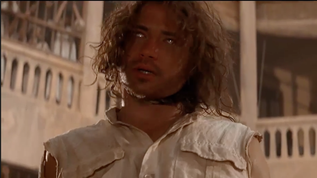 The Mummy At 20 Brendan Fraser Reveals 5 Things You Didn T Know Including How He Almost Died