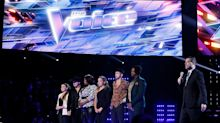 'The Voice' Season 14 goes live with whirlwind, historic top 24 Playoffs